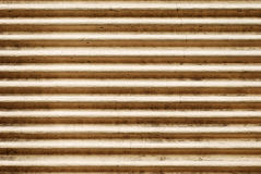 Free Corrugated Metal Texture Stock Photography - 3897122