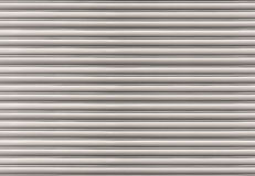 Corrugated metal texture, abstract, background. Royalty Free Stock Photography