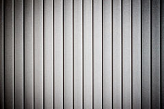 Corrugated metal texture surface Stock Image