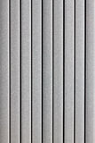 Corrugated metal texture surface Royalty Free Stock Photography