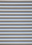 Corrugated metal texture Royalty Free Stock Images