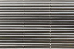 Corrugated metal texture surface,Metall wall or Metal roof Stock Image