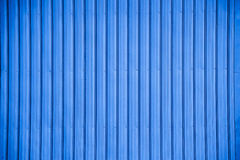 Corrugated metal texture surface Stock Photography
