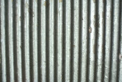 Corrugated Metal Texture Stock Photos