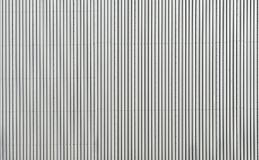 Corrugated metal wall texture surface Stock Photo