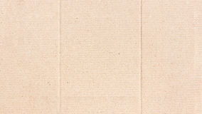 Corrugated paper cardboard texture background. Stock Photo