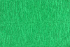 Corrugated paper green  background Stock Photo