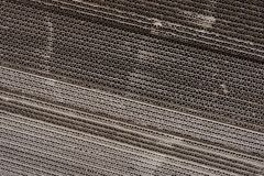 Corrugated paperboard Royalty Free Stock Photography