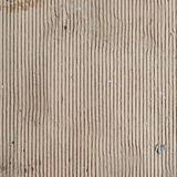 Corrugated paperboard Stock Image