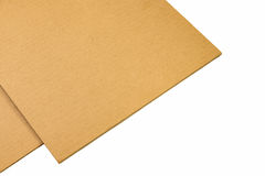 Corrugated paperboard Stock Photos
