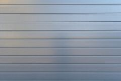 Corrugated plate Royalty Free Stock Image