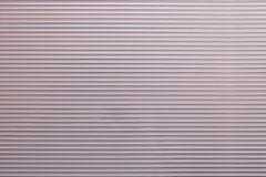 Corrugated sheet Royalty Free Stock Photo