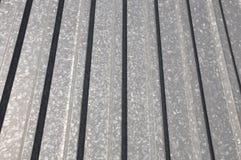 Corrugated sheet Royalty Free Stock Photo