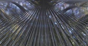 Corrugated sheet background Stock Photography