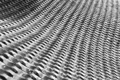 Corrugated Sheet. Lines diagonal background Stock Image