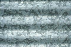 Corrugated Sheet Metal Royalty Free Stock Photography