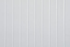 Corrugated sheet texture Royalty Free Stock Images