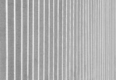Corrugated slates for roofing Stock Photos