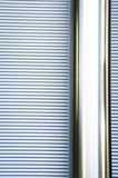 Corrugated steel Royalty Free Stock Photography