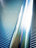 Corrugated steel Stock Images