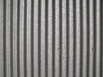 Corrugated steel Royalty Free Stock Image