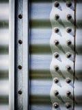 Corrugated steel Stock Photos