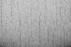Corrugated texture of black color with stamping Royalty Free Stock Photography