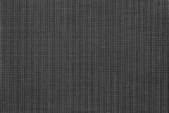 Corrugated texture of fabric or paper of black color Royalty Free Stock Photography