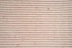 Corrugated Royalty Free Stock Photo
