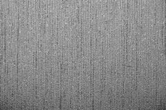 Corrugated texture of vinyl wallpaper black color Stock Photo