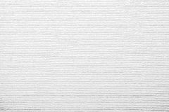 Corrugated texture of white color with stamping Royalty Free Stock Photo