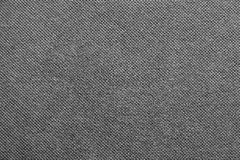 The corrugated textured design of fabric silvery color Royalty Free Stock Image