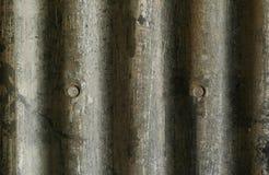 Corrugated Tim Background Royalty Free Stock Image