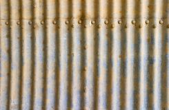 Corrugated Tunnel Section Stock Photos