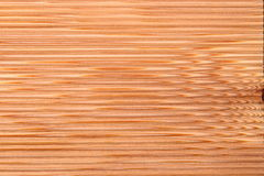 Corrugated Wood texture macro view Royalty Free Stock Photography