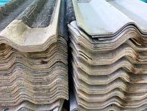 Corrugations Stock Image