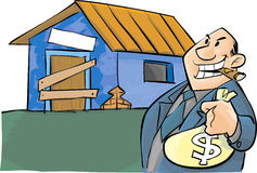 Corruptie Stock Afbeelding
