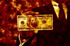 Corruptie royalty-vrije stock foto