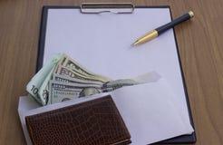 Corruptie en omkoperij royalty-vrije stock foto's