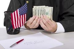 corruption Photos libres de droits