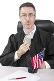 corruption Photo libre de droits