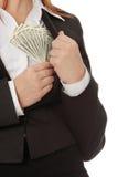 Corruption concept. Stock Images