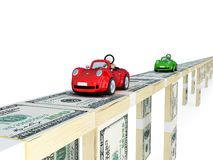 Corruption concept. Stock Photos