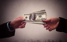 Corruption Stock Images