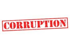 corruptness fotografia stock