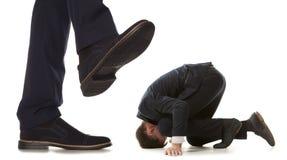 corruptness Biznesowy konflikt Zdjęcie Stock