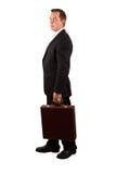 Corruzione dell'uomo d'affari Immagini Stock Libere da Diritti