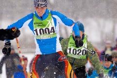 Corsa 2011 di corso di scarsità di Stowe Derby 4 Fotografie Stock Libere da Diritti