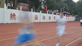 Corsa Fotografia Stock