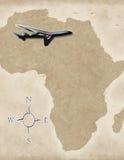 Corsa Africa Immagini Stock